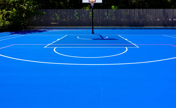 top outdoor basketball court surfaces